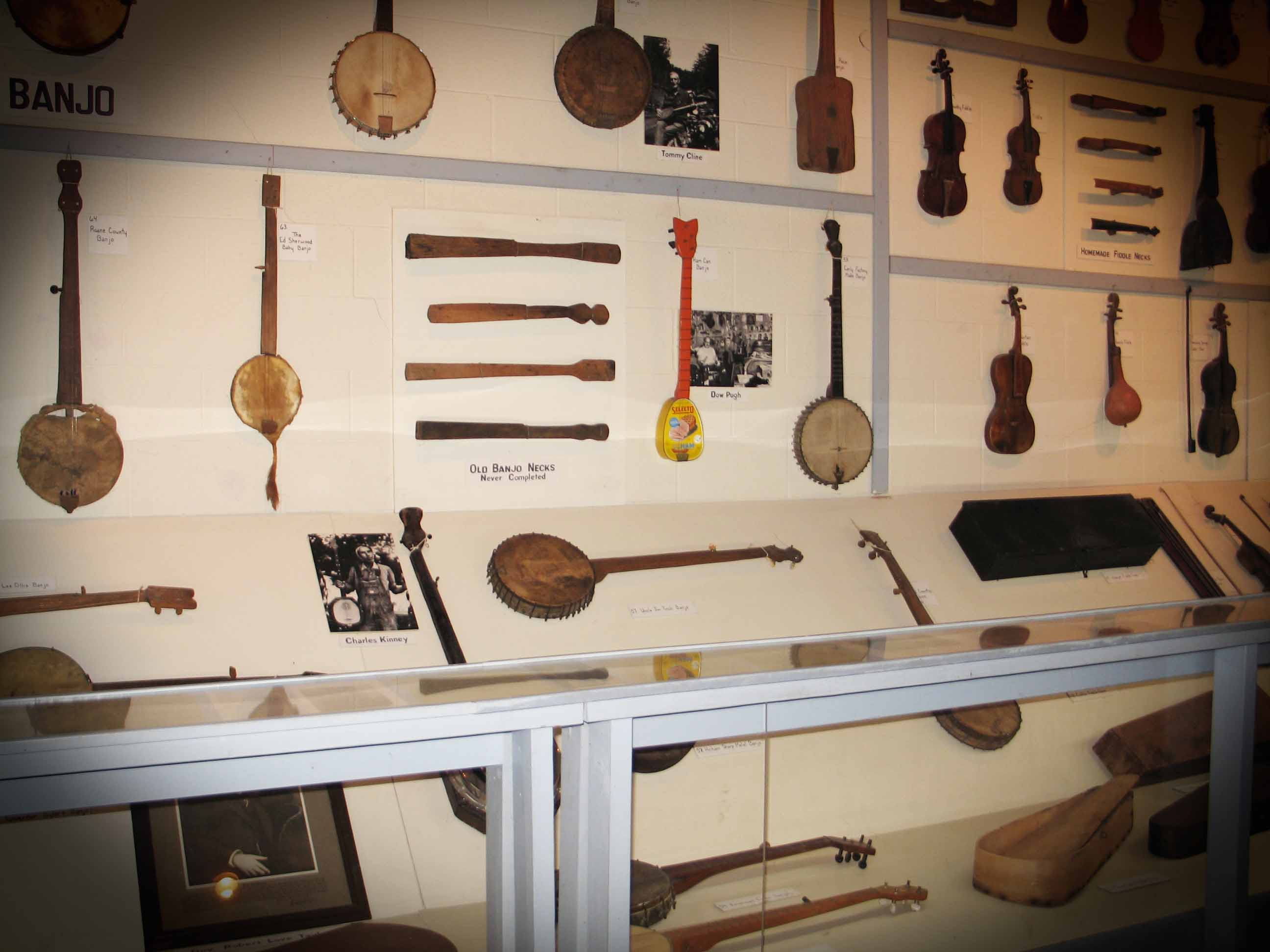 Hall Of Fame - Music - The Museum Of Appalachia