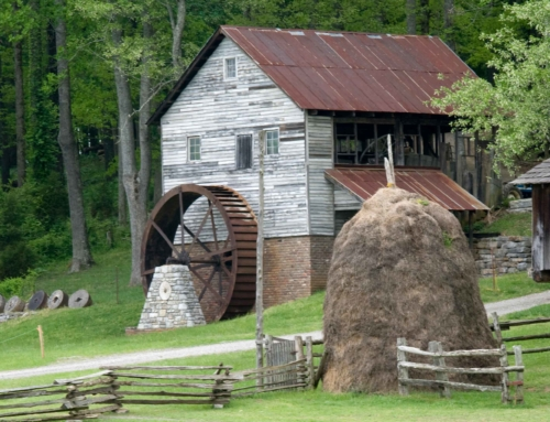 The Village – Historic Cabins, Barns, & Other Structures