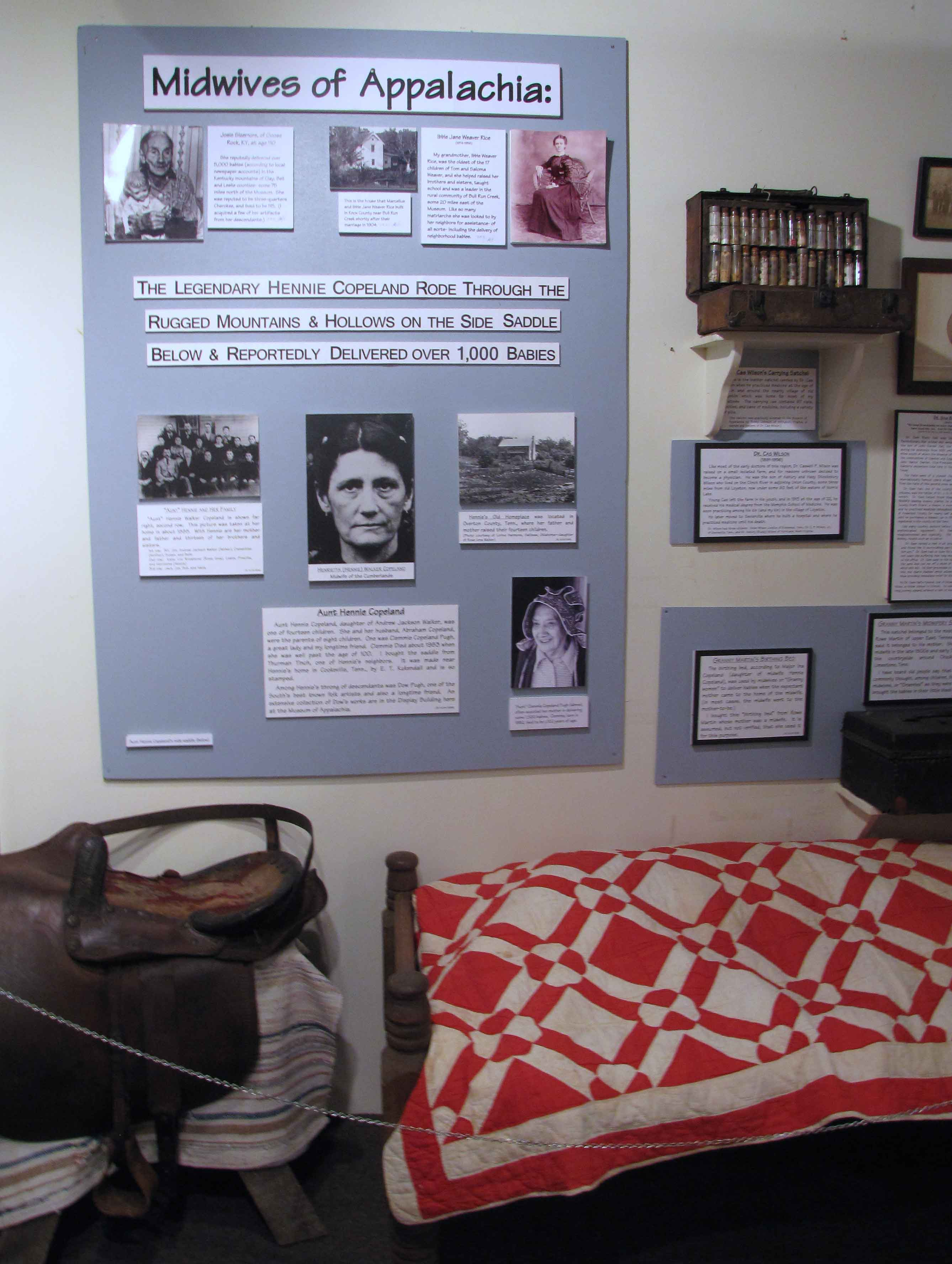 Midwife Exhibit