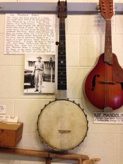 Murder Banjo