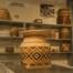 Native American Exhibit Indian Basket